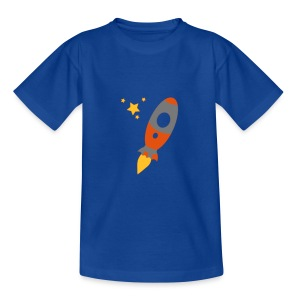 T-shirt Raket Jongen - Kinderen T-shirt