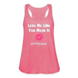 Love Me Pink - Women's Tank Top by Bella
