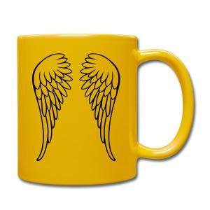 Mok met Engelenvleugels - Mok uni