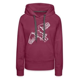 Uilentrui - Vrouwen Premium hoodie