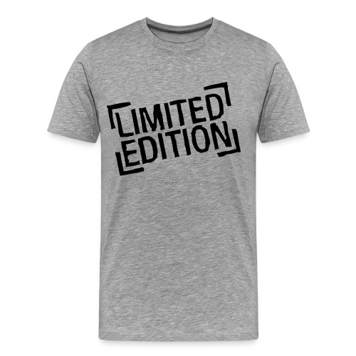 Limited Edition - T-shirt Premium Homme