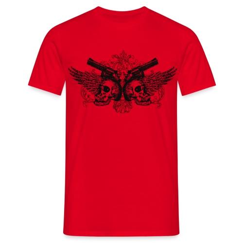 t-shirt Red Aces - Männer T-Shirt