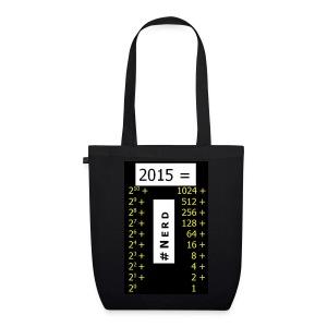 2015 Nerd - Bio-Stoffbeutel
