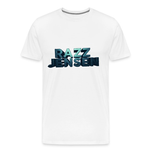Razzjensen98 - Voksen Tshirt  - Herre premium T-shirt