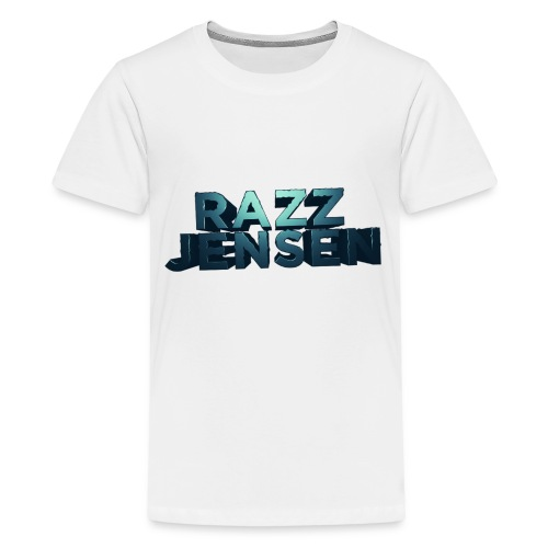 Razzjensen98 - Teenager Tshirt  - Teenager premium T-shirt