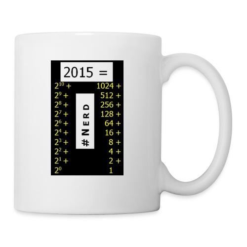 2015 Nerd - Tasse