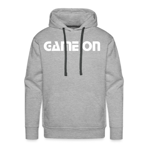 GAME ON! bulls - Men's Premium Hoodie