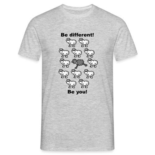 Herren Shirt Different - Männer T-Shirt