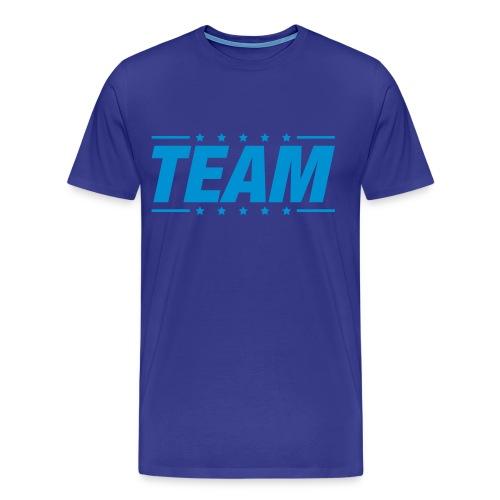 Team - Herre premium T-shirt