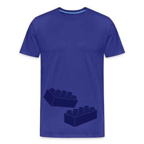 Klodser - Herre premium T-shirt