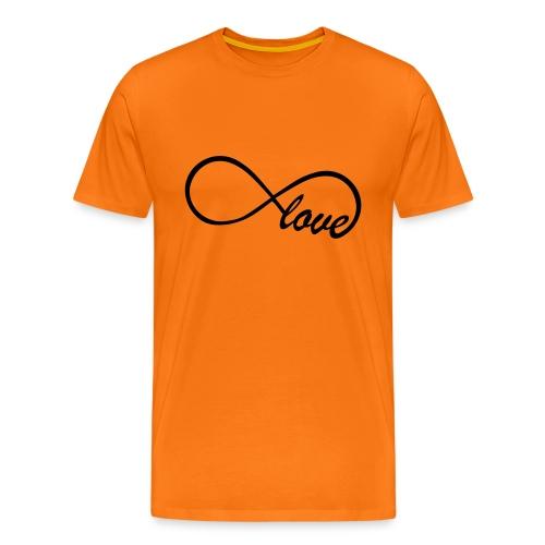 Evigedslove - Herre premium T-shirt