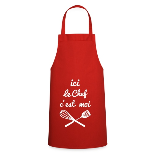 tablier de chef - Tablier de cuisine