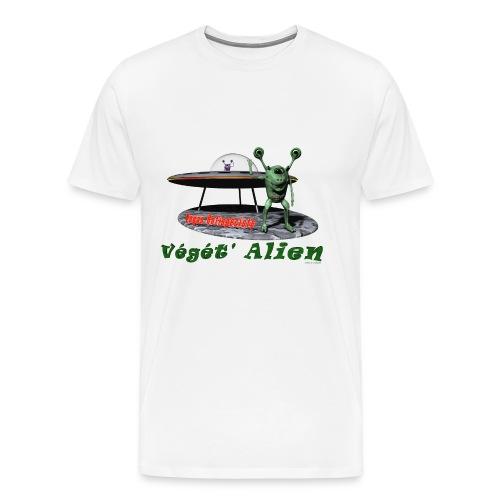 Végét' Alien - T-shirt Premium Homme