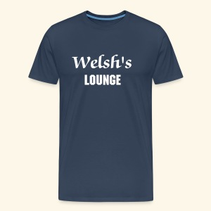 Welsh's Lounge - Men's Premium T-Shirt