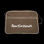 Taschen & Rucksäcke ~ Retro Tasche ~ Bomforzionös (Bag)