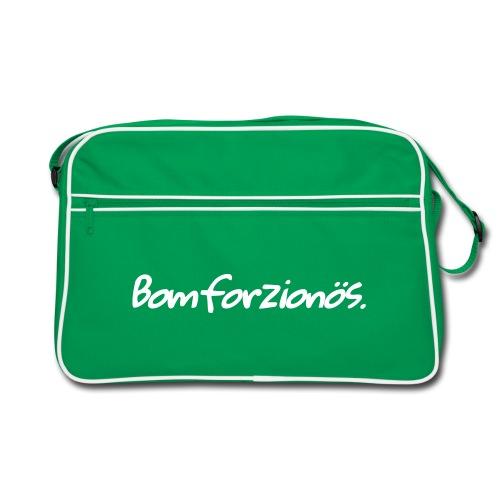 Bomforzionös (Bag) - Retro Tasche