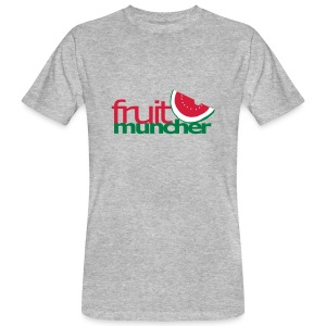 fruit muncher boys - Männer Bio-T-Shirt