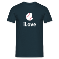 T-Shirts ~ Men's T-Shirt ~ Baseball Logo Shirt