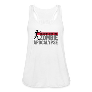 Training for the Zombie apocalypse | womens - Women's Tank Top by Bella