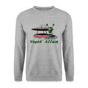 Végét' Alien - Sweat-shirt Homme