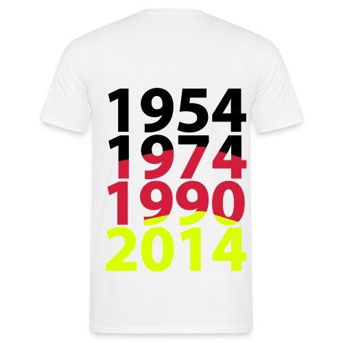 TShirt mit Aufdruck - Männer T-Shirt