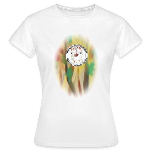 T-shirt Vita Enigma Castle - Dame-T-shirt