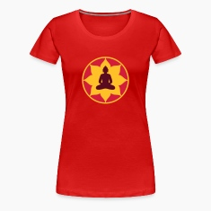 Buddha Buddhism Mediation T-Shirts Yoga