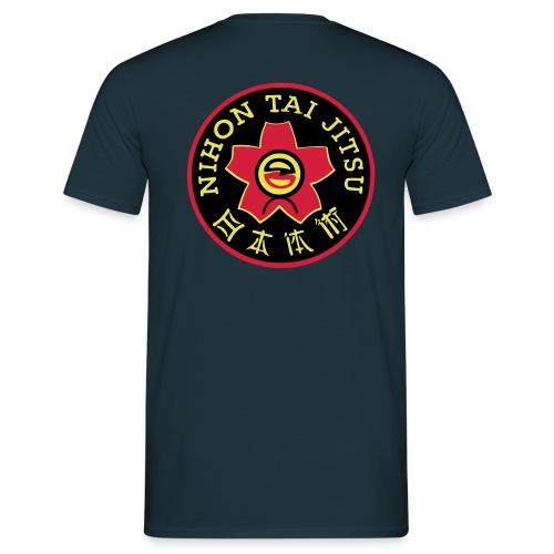 tshirt avec logo NTJ - T-shirt Homme