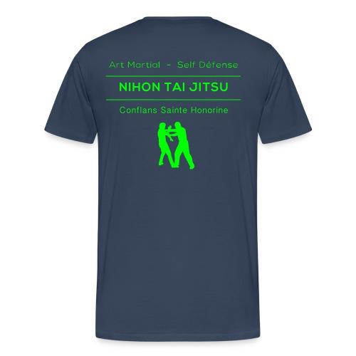 tshirt fluo - T-shirt Premium Homme