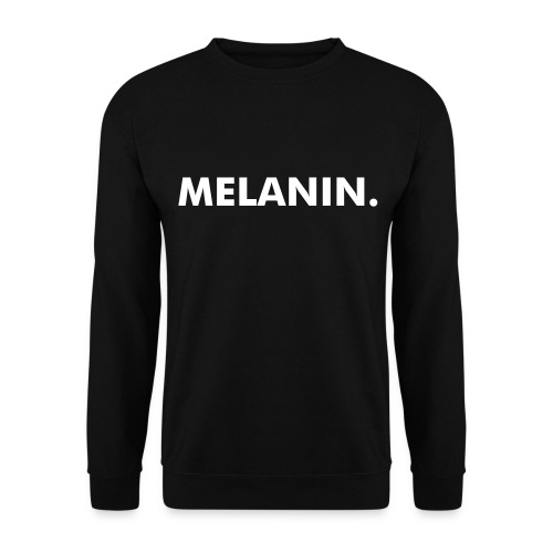 'Melanin' Swearshirt  - Men's Sweatshirt