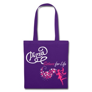 'Fairy Pizza Sister' Tote  - Tote Bag
