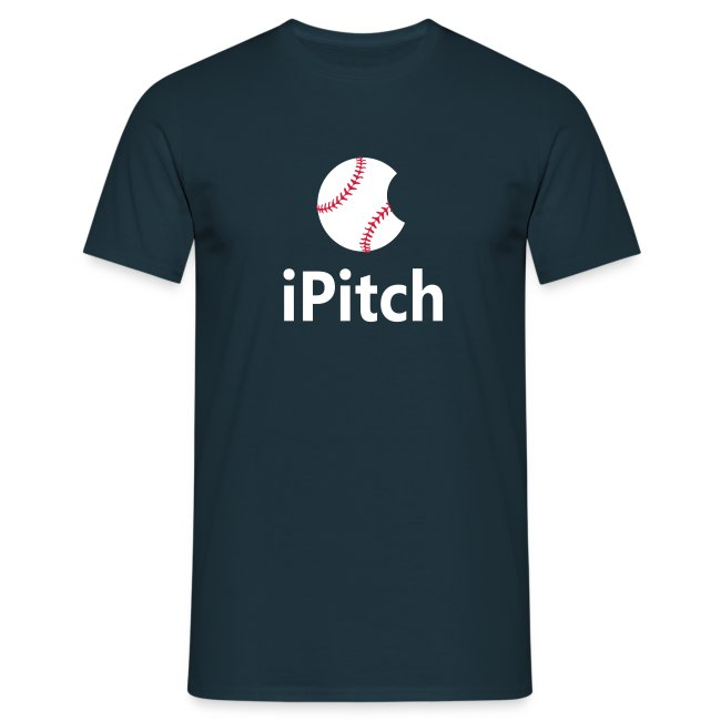 "Baseball Shirt ""iPitch"""
