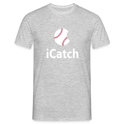 Baseball Shirt iCatch - Men's T-Shirt