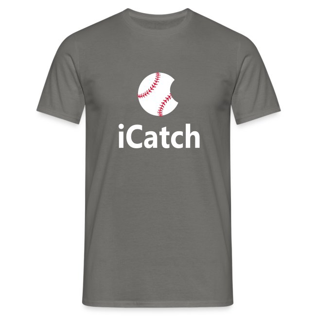 "Baseball Shirt ""iCatch"""