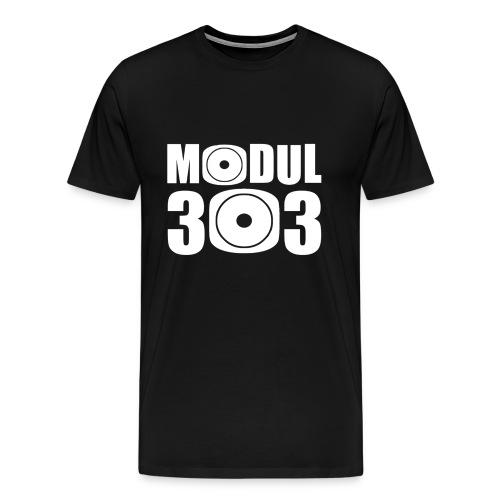 Modul303 Logo Shirt Men - Men's Premium T-Shirt