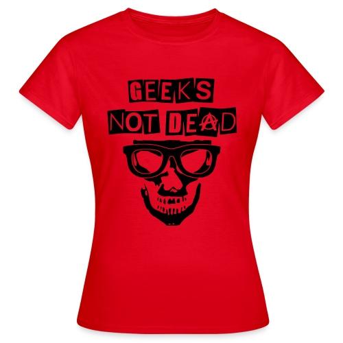 T-Shirt ADDICTSHIRTS Rock&Skull XI - Camiseta mujer
