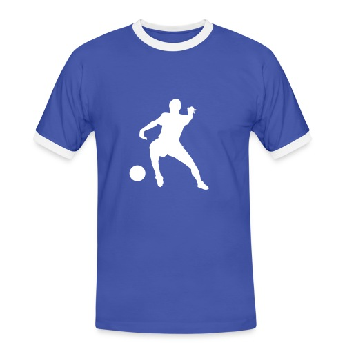 T-Shirt - Männer Kontrast-T-Shirt