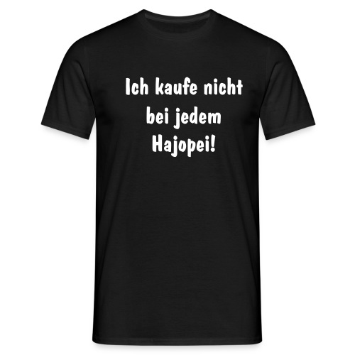 Elite-Buyer - Männer T-Shirt