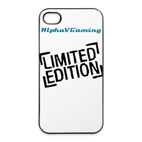 AlphaVGaming Iphone 4/4s cover - iPhone 4/4s Hard Case