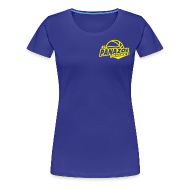 Tee shirts ~ T-shirt Premium Femme ~ Tee-shirt Premium FEMME - BLEU