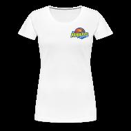 Tee shirts ~ T-shirt Premium Femme ~ Tee-shirt Premium FEMME - BLANC