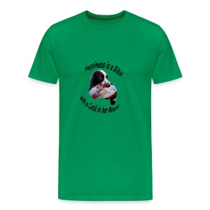Pheasant - Men's Premium T-Shirt