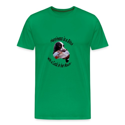 Pheasant - Men's Premium T-Shirt