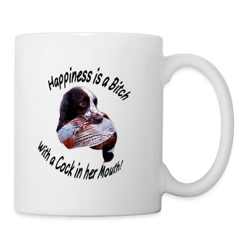 Pheasant Mug LH - Mug