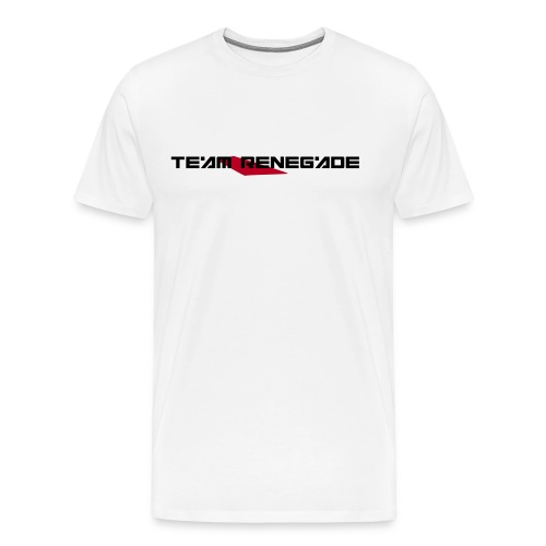 Team Renegade T-Shirt Red Shadow - Men's Premium T-Shirt