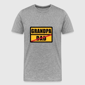 Dad - Grandpa T-Shirts - Men's Premium T-Shirt