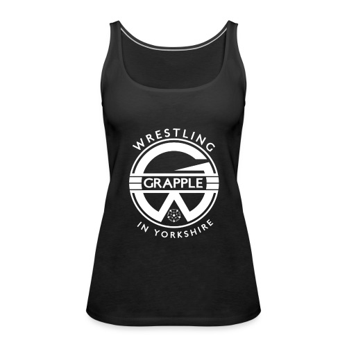 Womens Grapple Wrestling Training Vest - Women's Premium Tank Top