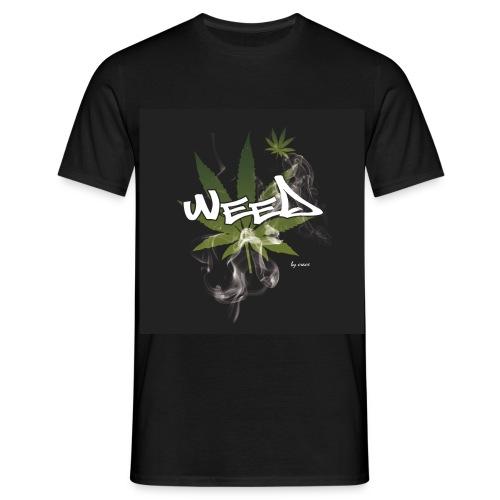WEED TSHIRT -MEN- - Männer T-Shirt