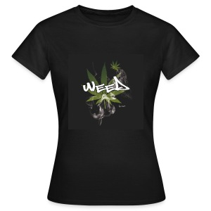 WEED TSHIRT -GIRLS- - Frauen T-Shirt