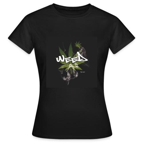 WEED TSHIRT -GIRLS- - Frauen T-Shirt